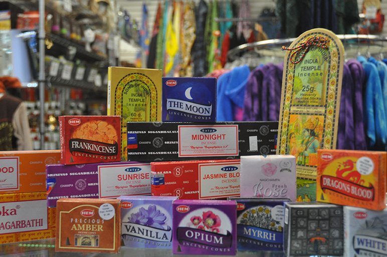 Incense Varieties