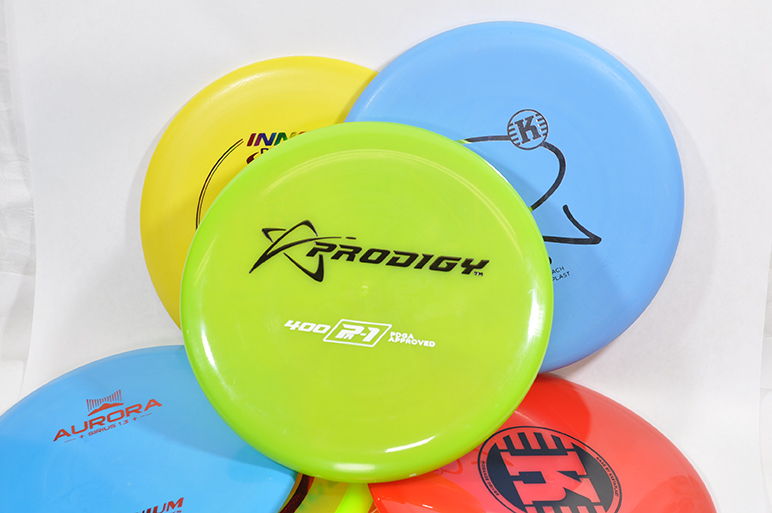 Ultimate Frisbees
