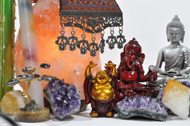 Hippie Spiritual Accessories